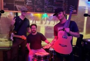 Bryce Allyn Band at the Square Grouper Ft. Pierce