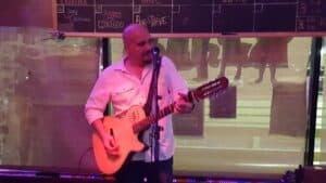 Jason Montero at Little Jim's Bait & Tackle