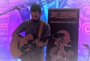 Joey Calderaio Band at Taco Tiki