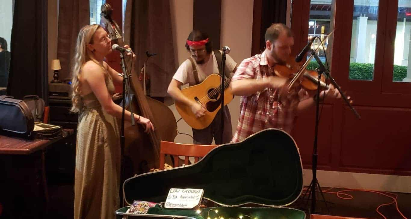Bluegrass Jam at Pierced Ciderworks