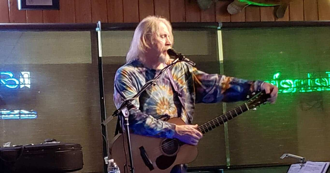 Davee Bryan at the Thirsty Turtle Fort Pierce