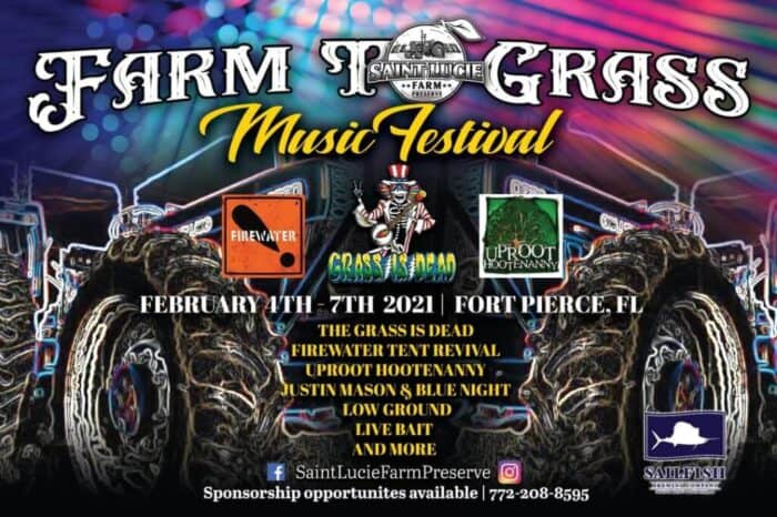 Farm to Grass Music Festival 2021