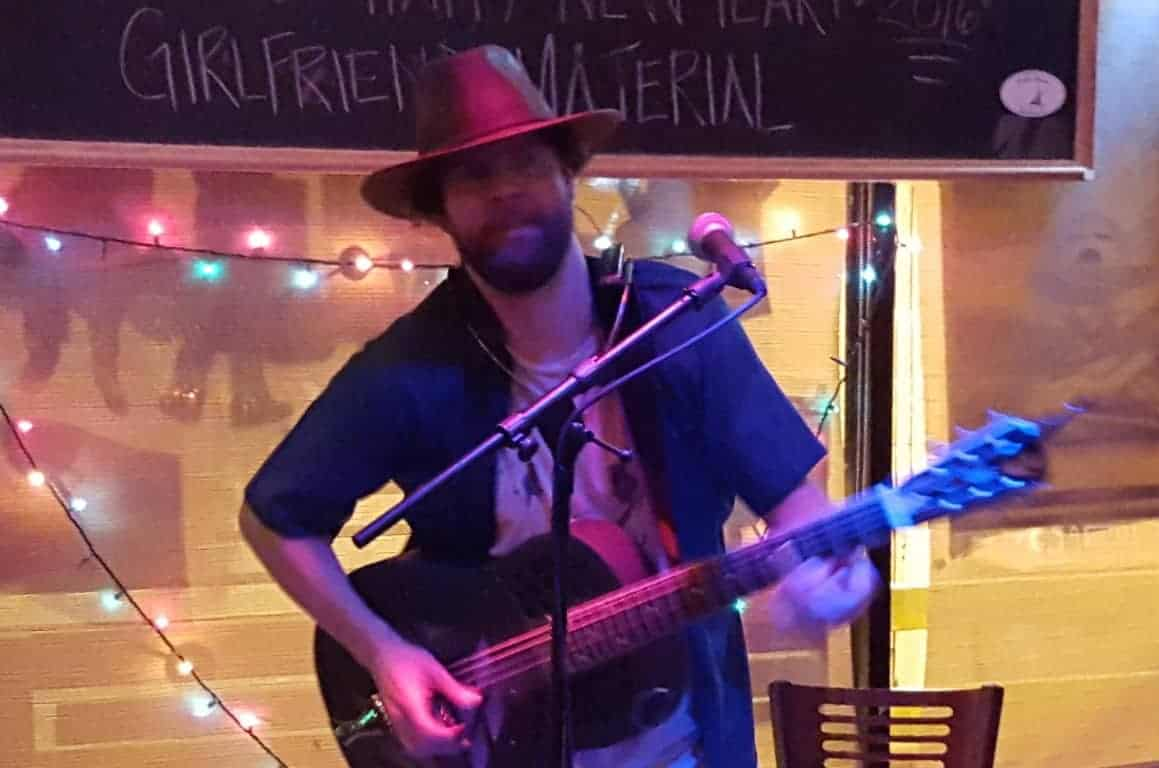 Micah Scott at Ocean Republic Brewing