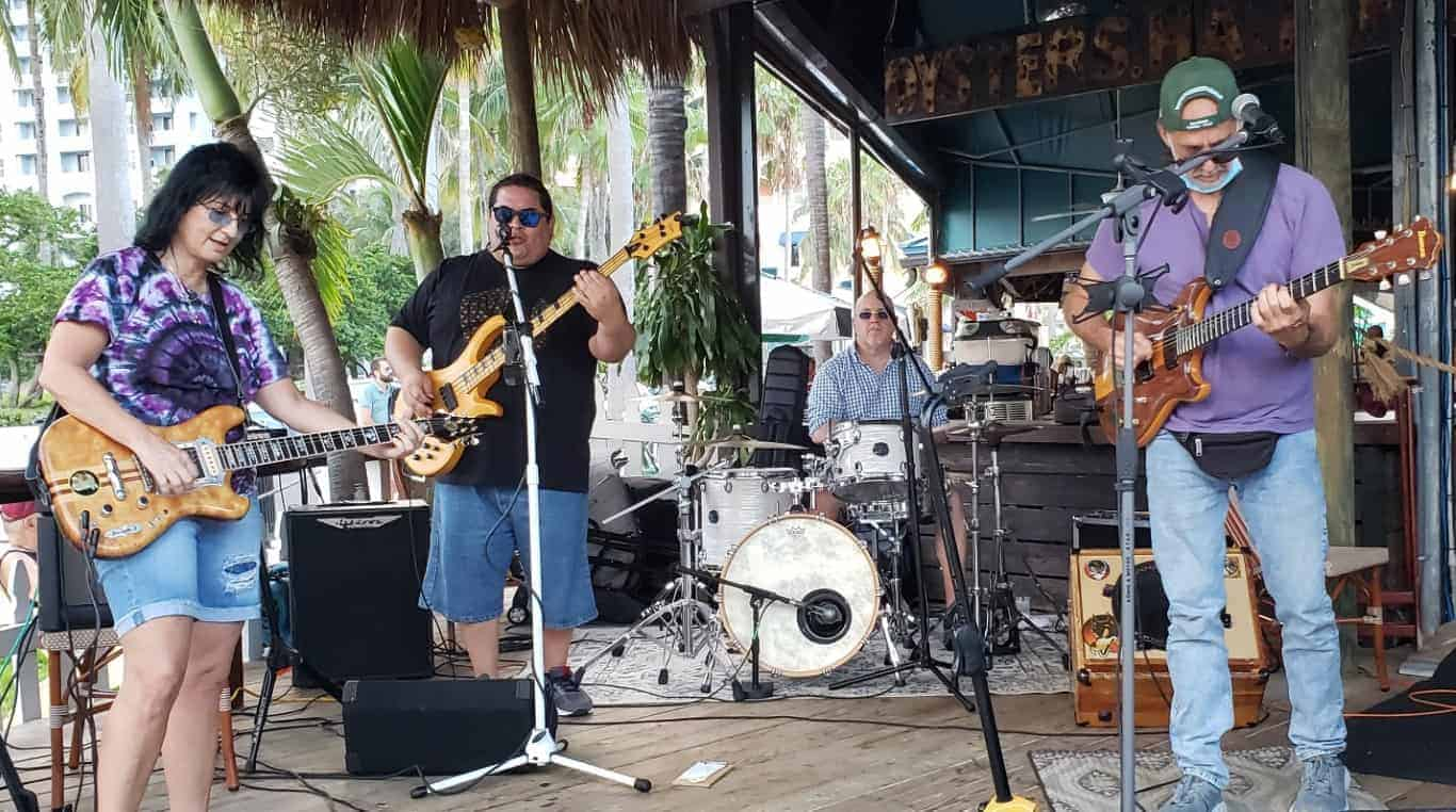 Spiral Light (Tribute - Grateful Dead) at Terra Fermata