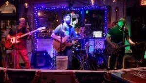 The Jake Walden Band at Taco Tiki