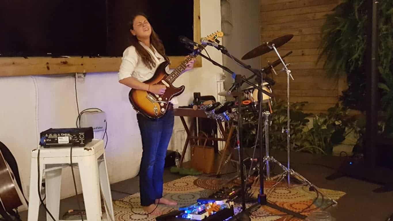 Victoria Cardona at the TideHouse
