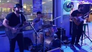 Jay Valor Band at The Twisted Tuna