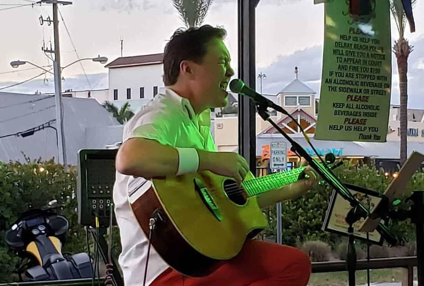 Shawn Schumann at The Twisted Tuna