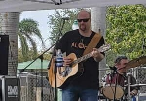 Jason Colannino at The Twisted Tuna