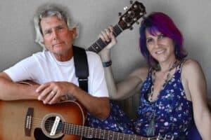 That Man and Robin at Pineapple Joe's