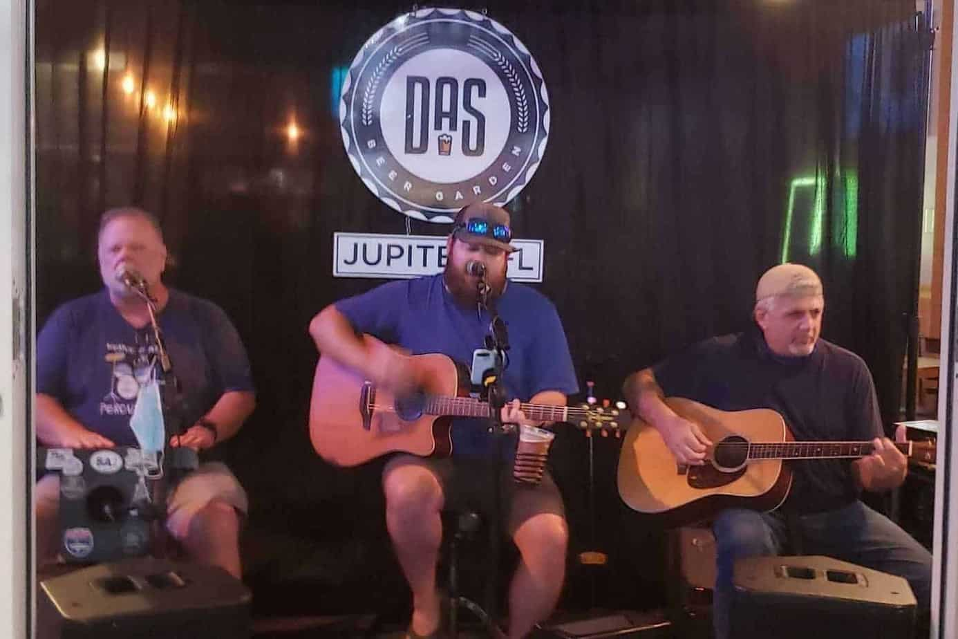 Andrew Morris Band at the Square Grouper Ft. Pierce