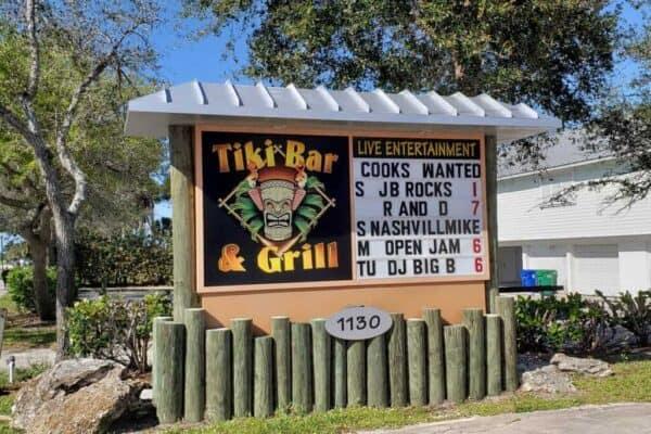 Tiki Bar & Grill