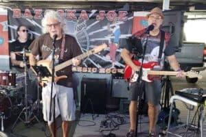 Bazooka Joe at Mulligan's - Stuart