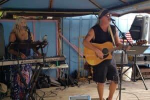 Donovan and Michaels at Harbor Cove Bar and Grill