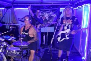 Good Fellas Rock Band at Mulligan's - Stuart