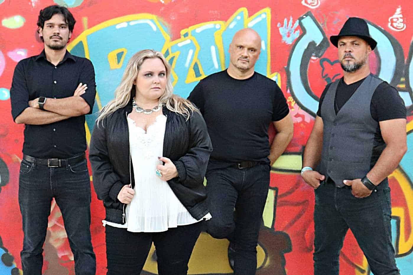 Samantha Russell Band at Conchy Joe's