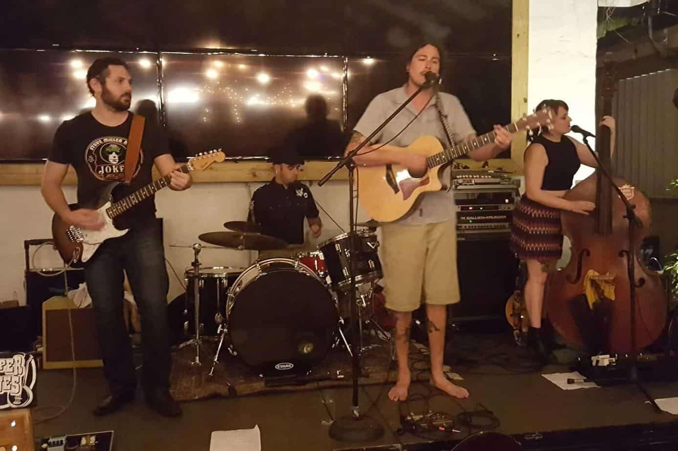 The Copper Tones at the Kilted Mermaid