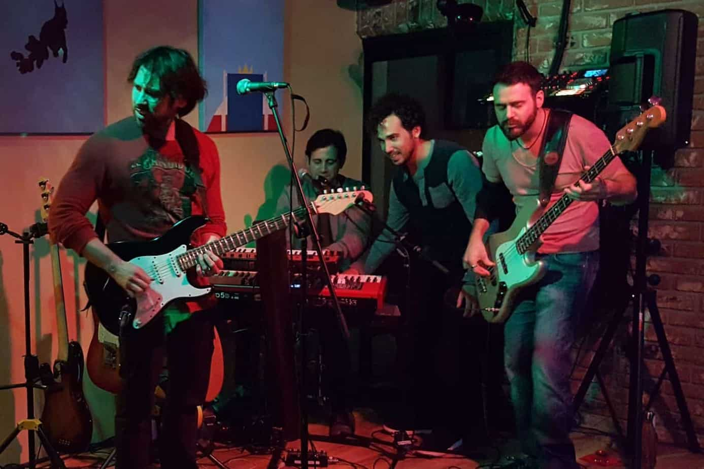 The Kinected at the TideHouse