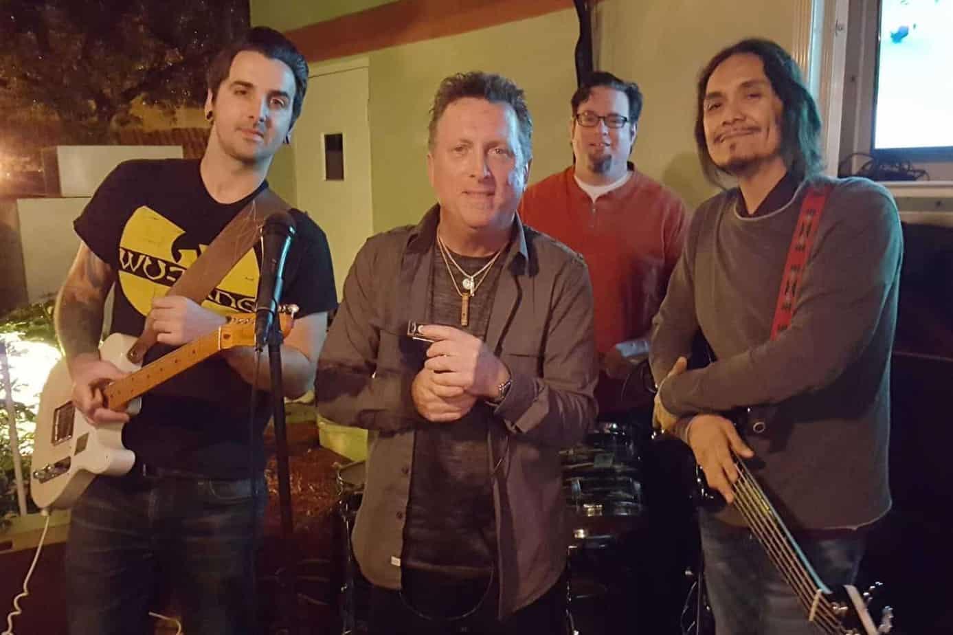 The Rockin' Jake Band at Crawdaddy's